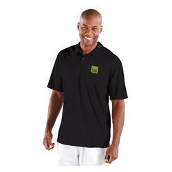 Picture of Nike® Golf - Elite Series Dri-FIT Ottoman Bonded Polo- Men's