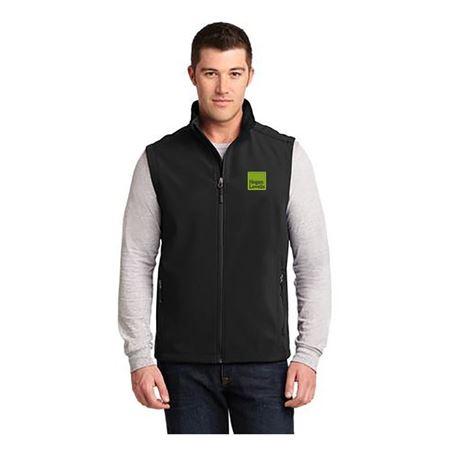Picture of Port Authority® Core Soft Shell Vest- Men's