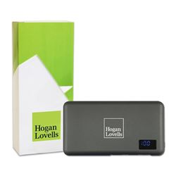 Picture of Grey Portable Charger