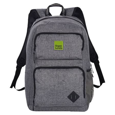 "Picture of HL Graphite Deluxe 15"" Backpack"