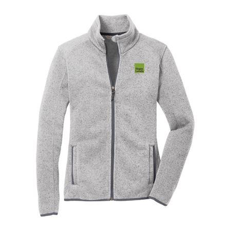 Picture of Gray Port Authority® Fleece Jackets - Men's